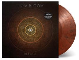 Luka Bloom Refuge LP - Coloured Vinyl
