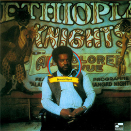 Donald Byrd Ethiopian Knights 180g LP