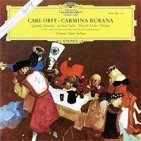 CARL ORFF CARMINA BURANA 180g LP