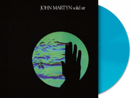 John Martyn Solid Air LP -Blue Vinyl-