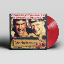 Charlie Lownoise & Mental Theo Charlottenburg LP - Red Vinyl-