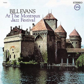 Bill Evans At The Montreux Jazz Festival 200g LP