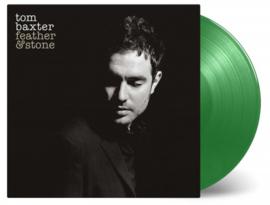 Tom Baxter Feather & Stone LP - Green Vinyl