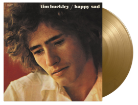 Tim Buckley Happy Sad LP - Gold Vinyl-