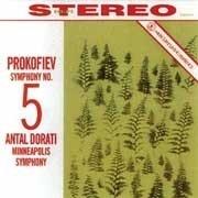 Antal Dorati Prokoviev - Symphony No.5 LP