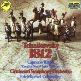 Eric Kunzel - Tchaikovsky 1812 Overture HQ LP