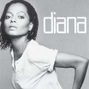 Diana Ross Diana LP Coloured Vinyl-