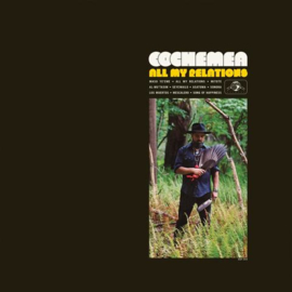 Cochemea All My Relations LP - Coloured Vinyl-
