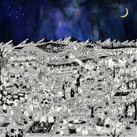 Father John Misty Pure Comedy 2LP - Deluxe-