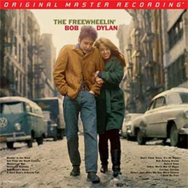 Bob Dylan The Freewheelin' Bob Dylan Numbered Limited Edition 45rpm 180g Mono 2LP