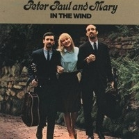 Peter Paul & Mary Mary In The Wind HQ 45rpm 2LP