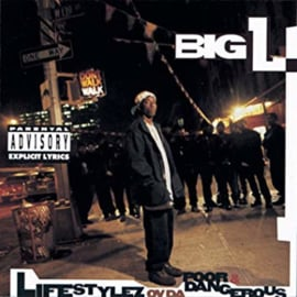 Big L Lifestylez Ov Da Poor & Dangerous 2LP