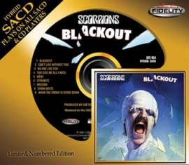 Scorpions - Blackout SACD