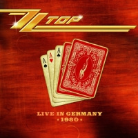 Zz Top Live In Germany 2LP + CD