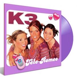 k3 Tele-Romeo LP - Paars Vinyl-