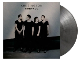 Kensington Control Live At The Ziggo Dome 2LP - Silver & Black Vinyl