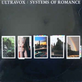 Ultravox Systems Of Romance 2016 LP - White Vinyl-