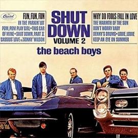 The Beach Boys - Shut Down Volume 2 HQ LP -Mono