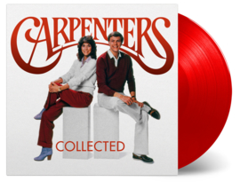 Carpenters Collected 2LP- Red Vinyl-