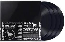 Deftones White Pony 4LP