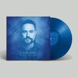 Tom Baxter Other Side Of Blue LP - Blue Vinyl-