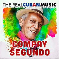 Compay Segundo Real Cuban Music 2LP