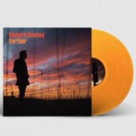 Richard Hawley Further LP - Orange Vinyl -