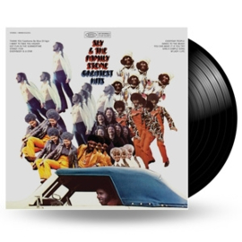 Sly & The Family Stone Greatest Hits LP