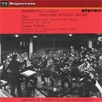 Elgar & Vaughan Williams - Englisch String Music HQ LP