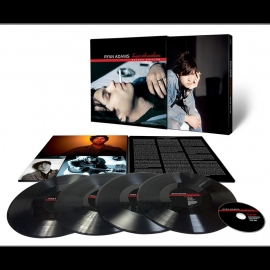 Ryan Adams Heartbreaker Deluxe 4LP + DVD