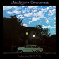 Jackson  Browne Late For The Sky LP
