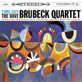 The Dave Brubeck Quartet Time Out 200g HQ LP