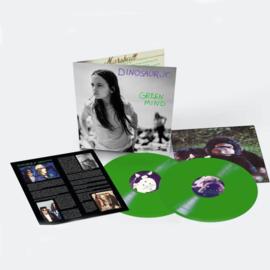 Dinosaur Jr Green Mind 2LP  - Green Vinyl-