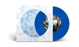 Abba Happy New Year 7' - Blue Vinyl-