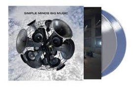 Simple Minds Big Music 2LP  -Coloured Vinyl-