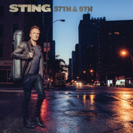 Sting 57th & 9Th LP
