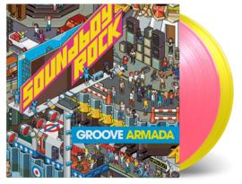 Groove Armada Soundbou Rock 2LP - Coloured Vinyl