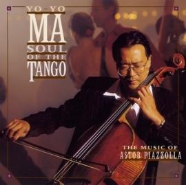 Yo Yo Ma - Soul Of Tango LP