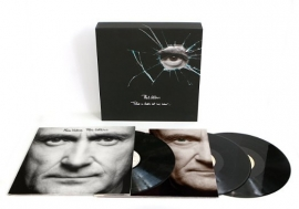 Phil Collins Take A Look At Me Now 3LP