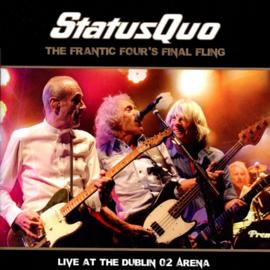 Status Quo Frantic Four Final Fling LP