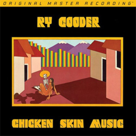 Ry Cooder Chicken Skin Music Numbered Limited Edition 180g LP