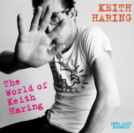 Keith Haring: the World of Keith Haring 4LP + 7'