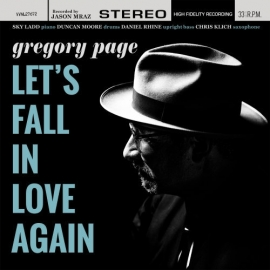 Gregory Page Lets Fall In Love Again LP + CD