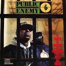 Public Enemy It Takes Millions To Hold Us Back LP