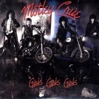 Motley Crue Girls Girls Girls LP =red=