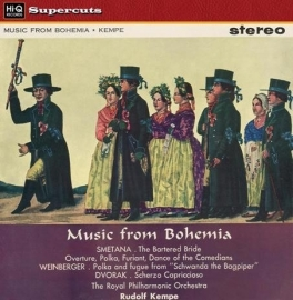 Kempe - Music From Bohemia HQ LP