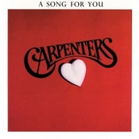 Carpenters A Song For You LP