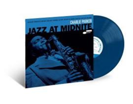 Charlie Parker Jazz At Midnite LP