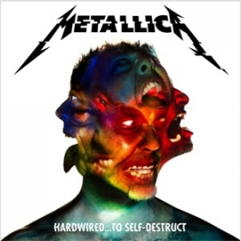 Metallica Hardwired...To Self Destruct 180g 2LP