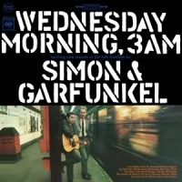 Simon & Garfunkel Wednesday Morning 3am LP